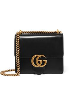 a97b0d3ed90 Gucci - GG Marmont mini leather shoulder bag