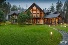 Дом на Медном озере фасад: архитектура, ландшафтный дизайн, жилье, 3 эт | 9м, минимализм, 300 - 500 м2, каркас - дерево, фасад - дерево, коттедж, особняк, современный стиль, приусадебный участок, владение, дачный участок, 0.5 - 1 га #architecture #landscapedesign #housing #3floors_9m #minimalism #300_500m2 #frame_wood #facade_wood #cottage #mansion #modernstyle #farmland #possession #dacha #0.5_1ha arXip.com