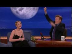 Jennifer Lawrence interview with Conan O'Brien