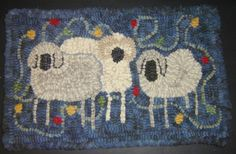 Skip To My Ewe: Gallery of Rugs - Commercial Patterns