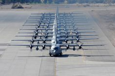 "C-130's love it :)...such a beautiful sight!!!  America's   F I N E S T....the ""workhorse of the US.Military!"""