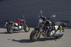 Honda CB1100RS: sportiva vecchio stile