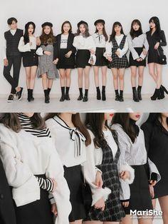 Korean Fashion KPOP Inspired, Outfits Street Style for Boys/Girls Korean Fashion Kpop Inspired Outfits, Korean Fashion Trends, Korean Street Fashion, Tween Fashion, Korea Fashion, Cute Fashion, Asian Fashion, Look Fashion, Daily Fashion