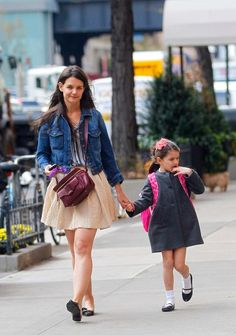 Katie Holmes & Tom Cruise Plan To Spend Thanksgiving Together For Suri