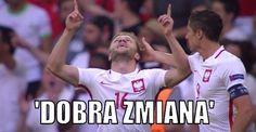 Wszedł i strzelił gola dla reprezentacji Polski • Jakub Błaszczykowski czyli dobra zmiana Adama Nawałki w meczu Polska Ukraina >> #blaszczykowski #poland #ukraine #euro #euro2016 #football #soccer #sports #pilkanozna