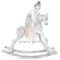 "Kelly Smith ""Rocking Horse"""