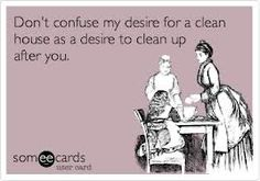 Don't confuse my desire....