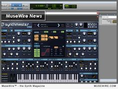 Audio updates SynthMaster One wavetable synth to with AAX support, new presets Technology Magazines, Music Industry, Electronic Music, Audio