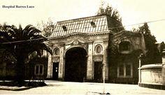 Imágenes de Chile del 1900: San Miguel y Maipú