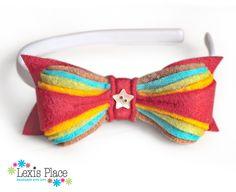 Nostalgic rainBOW hairband, £18.99