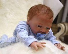 46cm/18 Handmade Reborn Baby Doll Girl Newborn Lifelike
