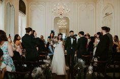 Downtown London Wedding at Brixton East 1871