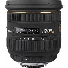 42nd Street Photo - Sigma 571306 - 24-70mm - Nikon, Sigma & Tamron…