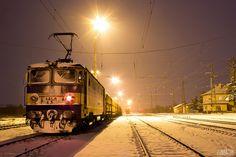 Bulgaria - BDŽ Cargo 46.0 045 / Voluyakstation — Trainspo
