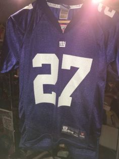 Reebok new york giants nfl jersey. #medium boys 10-12yr. #american #football jaco,  View more on the LINK: http://www.zeppy.io/product/gb/2/232194020146/