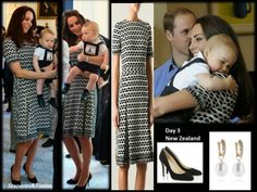 Day 3 of William & Catherine's 2014 tour of Australia and New Zealand.