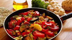 Ob Sie nun auf Diät sind oder einfach ein leichtes, sommerliches Gericht zu sich nehmen möchten: Ratatouille ist die perfekte Lösung.