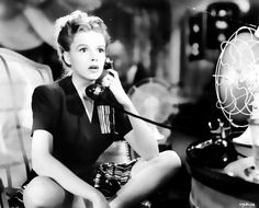 """Judy Garland in """"Life Begins for Andy Hardy""""(1941)."""