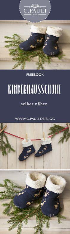 Hausschuhe für Kinder | C.Pauli Nature Blog