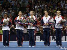 Meet Your Team USA Olympic Women's Gymnastics Team!