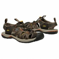 Keen Kanyon Sandals (Black Olive/Brindle) - Men's Sandals - 11.0 M