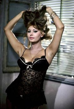 Image result for sophia loren hairy pits