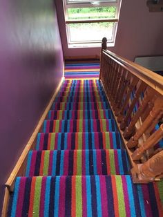 www.stairrunnersdirect.com Stair Rugs, Stair Runners, Stairs, Doors, Contemporary, Design, Home Decor, Stairway, Decoration Home