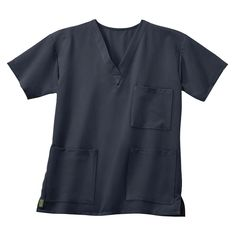 Madison Ave Scrub Top
