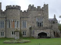 Featherstone Castle, Featherstone, England. My ancestors may be connected or not. Still cool because it's a castle.