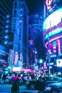 :) :) :) Kindly check this account if you are into aesthetic cute… – aggressive-ground Cyberpunk City, Cyberpunk Aesthetic, Neon Aesthetic, Aesthetic Backgrounds, Aesthetic Wallpapers, Neon Nights, Night City, Neon Lighting, Vaporwave