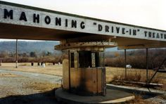 pictures of abandoned drive ins | Innocent Bystander: Abandoned drive-ins...