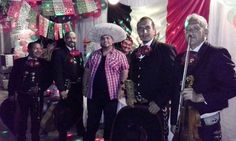 y llego el mariachi fiesta mexicana