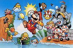 Infografía de Mario