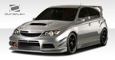 2008-2014 Subaru Impreza STI 5DR 2011-2014 Impreza WRX 5DR Duraflex VR-S Body Kit - 7 Piece