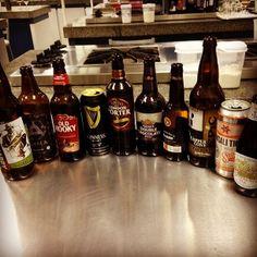 Sétima aula da 3ª turma do curso de Sommelier de Cervejas Mestre-Cervejeiro.com / Universidade Positivo: Escola Britânica e Irlandesa parte 02 e Escola Americana. #cerveja #beer