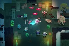 Hyper Light Drifter from Heart Machine now on Kickstarter