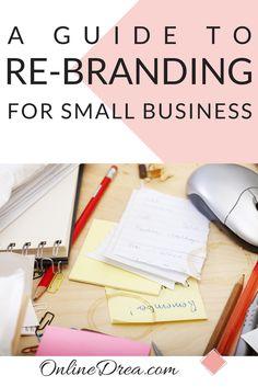 Re-Branding for Small Business http://onlinedrea.com/business/re-branding-for-small-business?utm_content=buffer06e75&utm_medium=social&utm_source=pinterest.com&utm_campaign=buffer?utm_content=buffer06e75&utm_medium=social&utm_source=pinterest.com&utm_campaign=buffer?