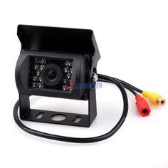 18LED Waterproof Anti Fog IR Night Vision Car RearView Reverse Backup CCD Camera   Consumer Electronics, Vehicle Electronics & GPS, Car Video   eBay!