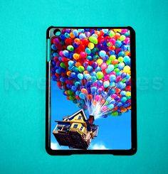 IPad mini case   Ballon House cover for iPad mini by KrezyCase