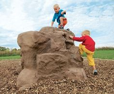 The Peak – Playground Rock Climber for Smaller Children – natural playground ideas Landscape Structure, Landscape Architecture, Architecture Design, Abc Garden, Kids Rock Climbing, Reggio Inspired Classrooms, Commercial Playground Equipment, Pre K Activities, Physical Environment