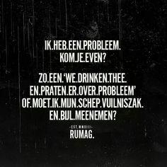 #rumag probleem