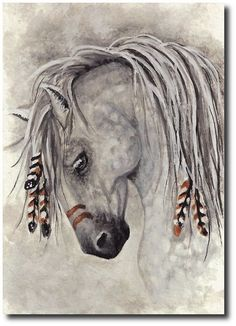 appaloosa horses, drawing - Buscar con Google