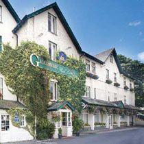 Red Lion Hotel, Grasmere, Cumbria, with some of the best autumn views in the Lake District. See more on StayNorthWest ... http://www.staynorthwest.com/snw/index.php?id=4