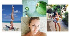 Les astuces forme food et sport de l'ange Victoria's Secret Candice Swanepeol