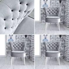 W najróżniejszych tkaninach plusz do wyboru Dining Chairs, Furniture, Home Decor, Decoration Home, Room Decor, Dining Chair, Home Furnishings, Home Interior Design, Dining Table Chairs