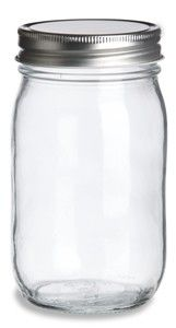 For those of you looking for cheap quart sized Mason jars in bulk, you can get 1-119 for $0.97, 120-999 for $0.75, and so on. Good ideas for parties, weddings, and special occasions. They also have smaller jars available!!!!