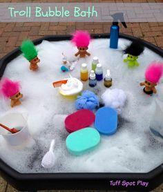 Troll Bubble Bath