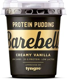 Barebells Protein Pudding   @giftryapp