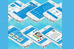 cool Smart Shop iOS App UI Kit