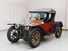 1913 American Underslung Scout Roadster For Sale